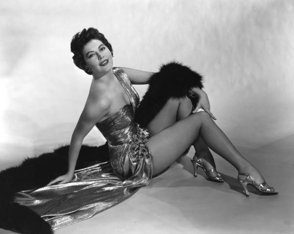 Ava Gardner1953**I.V. - Image 0713_0579