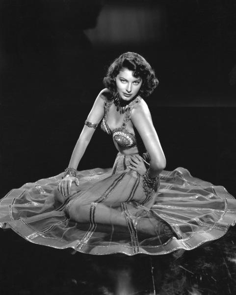 Ava Gardner1947Photo by C.S. Bull/**I.V. - Image 0713_0589