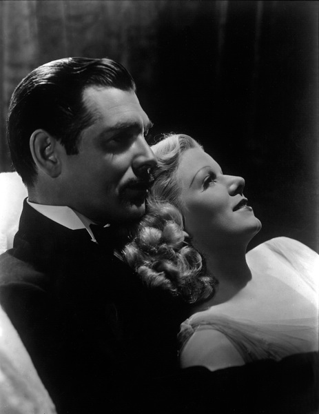 Jean Harlow and Clark Gablecirca 1933 © 1978 Ted Allan - Image 0716_0010