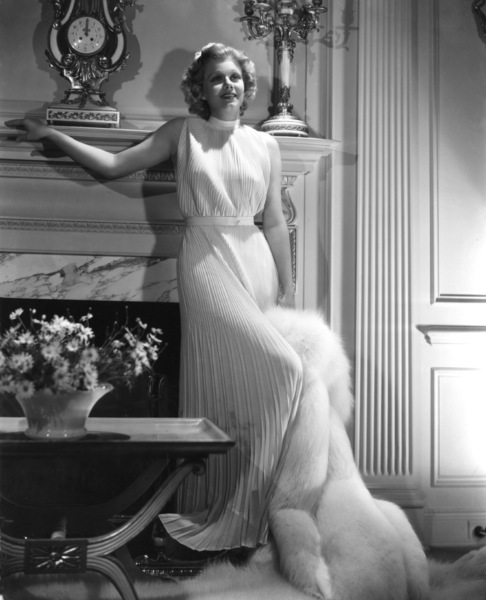 Jean Harlow1936 © 1978 Ted Allan - Image 0716_0031