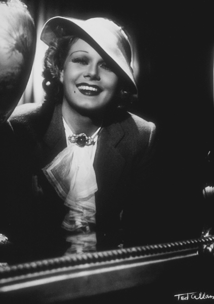 Jean Harlow, 1936. © 1978 Ted AllanMPTV  - Image 0716_0063
