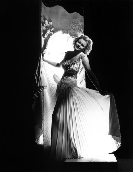 Jean Harlow1936 © 1978 Ted Allan - Image 0716_0833
