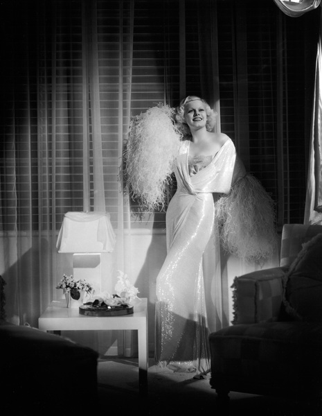 "Jean Harlow in ""Dinner at Eight""1933 MGM** I.V. - Image 0716_1195"