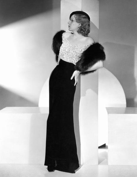 Jean Harlowcirca 1930** I.V. - Image 0716_1230