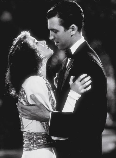 "Katharine Hepburn and James Stewart in""The Philadelphia Story""1940 MGM - Image 0722_1007"