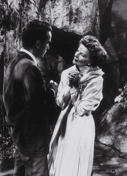"Katharine Hepburn and Montgomery Cliftin ""Suddenly Last Summer""1959 Columbia - Image 0722_1040"