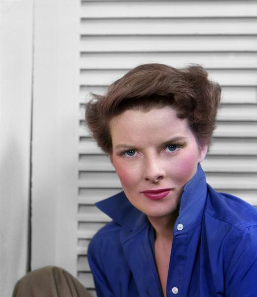 Katharine HepburnApril 11, 1936© 1978 James Doolittle** K.K - Image 0722_2250