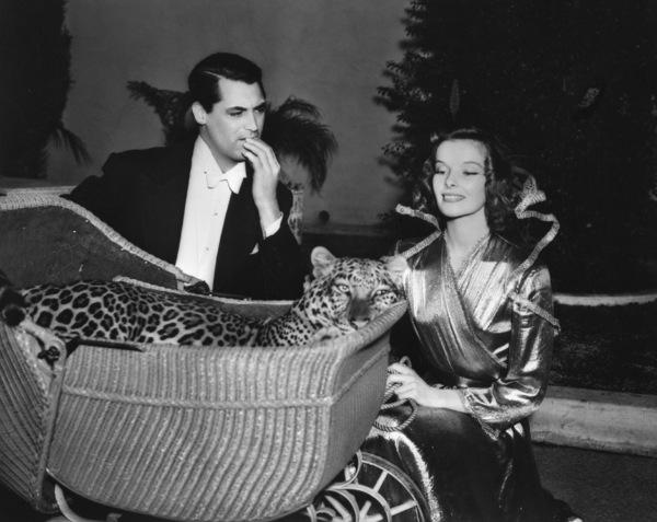 """Bringing Up Baby""Katharine Hepburn, Cary Grant1938 RKO**I.V. - Image 0722_2335"
