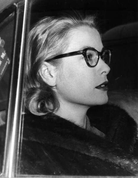Grace Kelly before leaving for Monaco, 4/12/56.Photo by George Miller**I.V. - Image 0724_0285