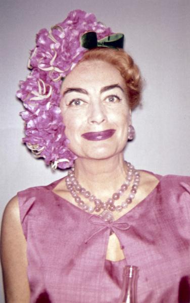 Joan Crawfordcirca 1962 - Image 0728_8370