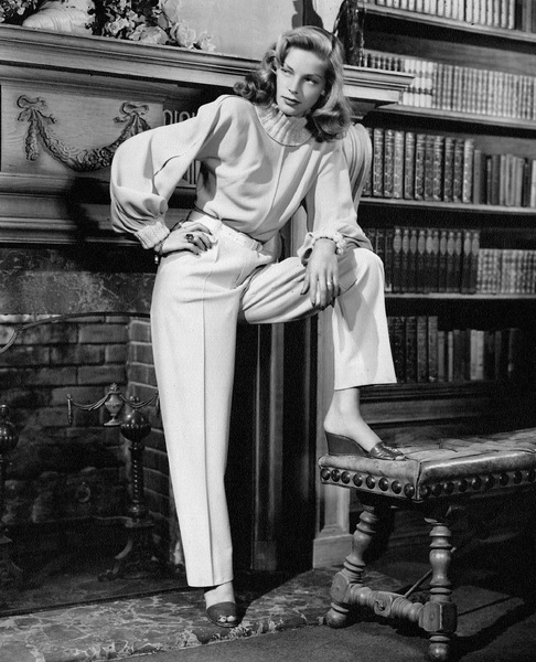 """Lauren Bacallpublicity photo for """"To Have and Have Not""""1947 - Image 0730_0078"""