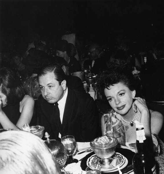 Judy Garland and David Begelman1963© 1978 Joe Shere - Image 0733_2318