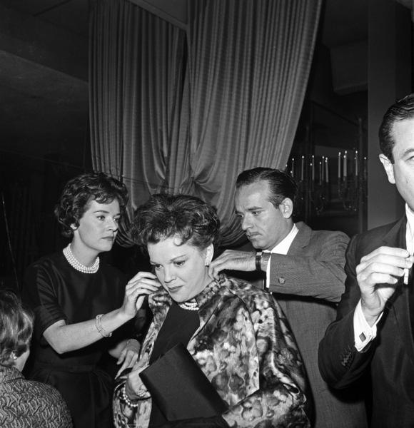 Judy Garlandcirca 1960** I.V. - Image 0733_2327