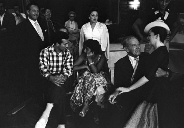 """A Star Is Born""Elizabeth Taylor, Clifton Webb, Judy Garland1954© 1978 Bob Willoughby - Image 0733_2357"