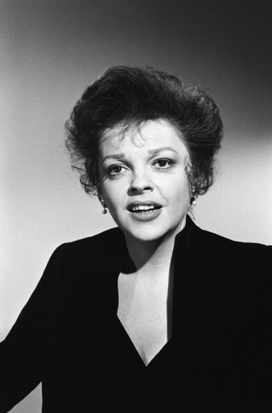 """""""I Could Go on Singing""""Judy Garland1962© 1978 Bob Willoughby - Image 0733_2362"""