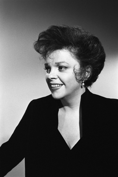 """I Could Go on Singing""Judy Garland1962© 1978 Bob Willoughby - Image 0733_2367"