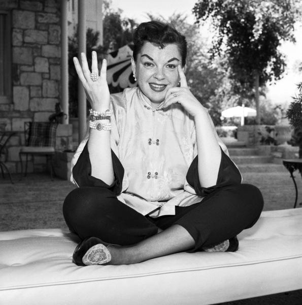Judy Garlandcirca 1958© 1978 Bernie Abramson - Image 0733_2371