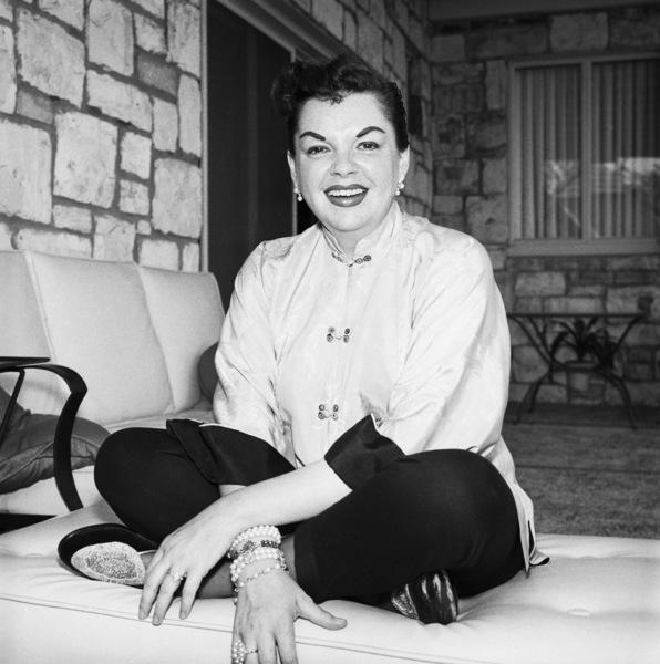 Judy Garlandcirca 1958© 1978 Bernie Abramson - Image 0733_2379