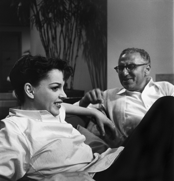 """""""A Star Is Born""""Judy Garland, director George Cukor1954© 1978 Bob Willoughby - Image 0733_2388"""