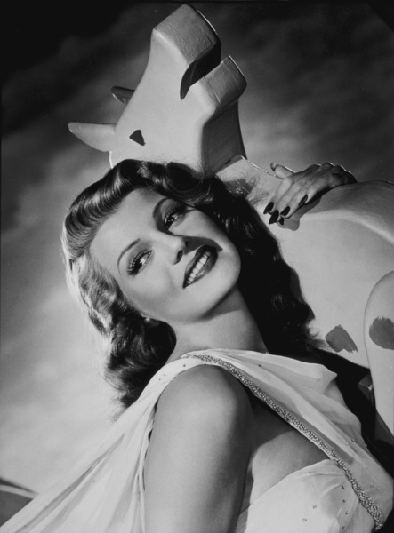 "Rita Hayworth in ""Down to Earth"" 1947 © 1978 Ned Scott Archive - Image 0742_0211"