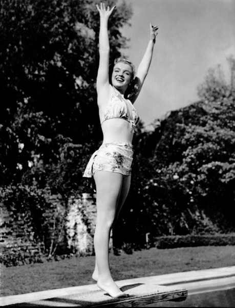 Marilyn Monroec. 1947 - Image 0758_0016