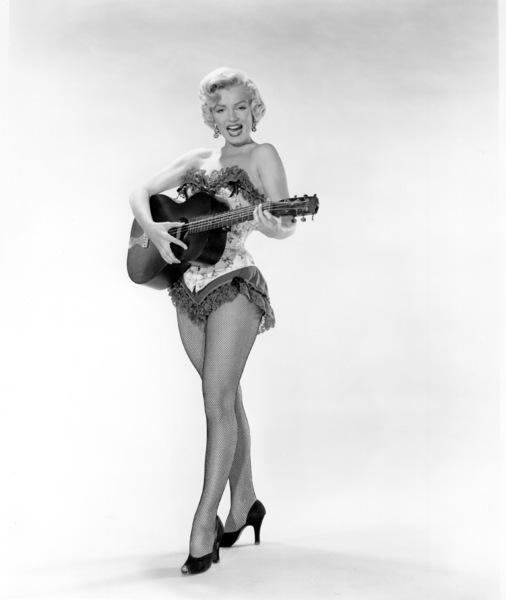 "Marilyn Monroe""River Of No Return"" publicity still, 1954.Photo by Frank Powolny - Image 0758_0019"