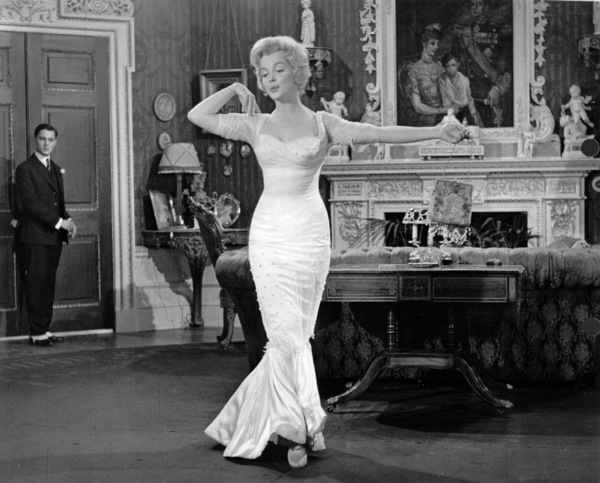 """Marilyn Monroe""""The Prince And The Showgirl""""1957 / Warner - Image 0758_0051"""