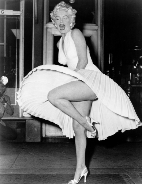 "Marilyn Monroe publicity still for""Seven Year Itch, The""1955 / 20th Century Fox - Image 0758_0196"