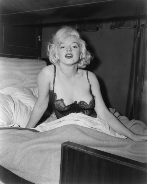 "Marilyn Monroe in ""Some Like It Hot""1959 UA - Image 0758_0280"