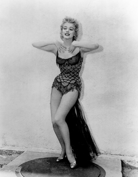 "Marilyn Monroe for ""Bus Stop"" 1956 / 20th Century Fox - Image 0758_0301"