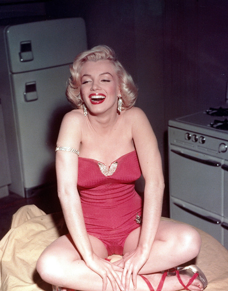 Marilyn Monroe circa 1953Photo by James Mitchell - Image 0758_0404
