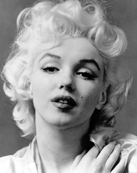 Marilyn Monroe, c. 1959. - Image 0758_0420