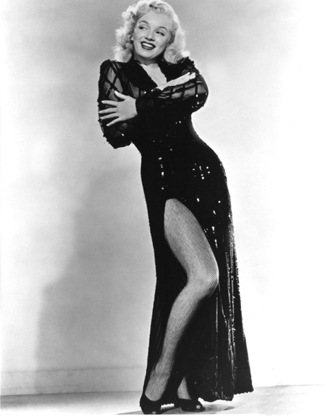 "Marilyn Monroe in""Ladies Of The Chorus""1949  Columbia**R.C. - Image 0758_0432"