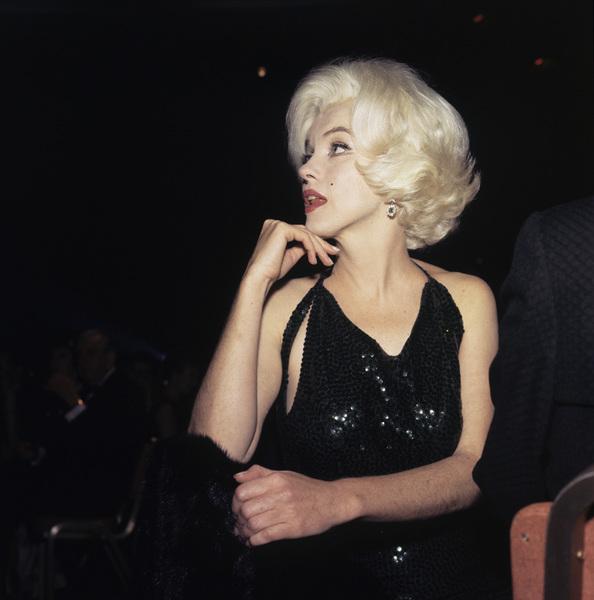 """19th Golden Globe Awards""Marilyn MonroeMarch 5, 1962© 1978 Bernie Abramson - Image 0758_0612"
