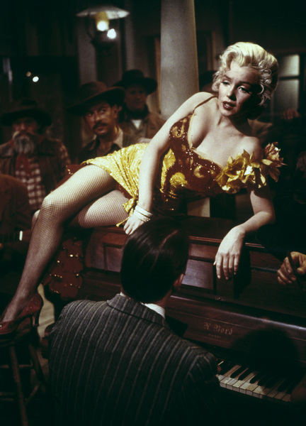 "Marilyn Monroe in ""River of No Return""195420th Century Fox ** M.P. - Image 0758_0630"