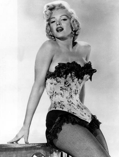 "Marilyn Monroe publicity stillfor ""River Of No Return,"" 1954. - Image 0758_0780"