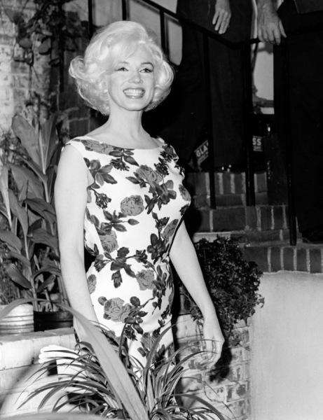 "Marilyn Monroe on the set of""Something"
