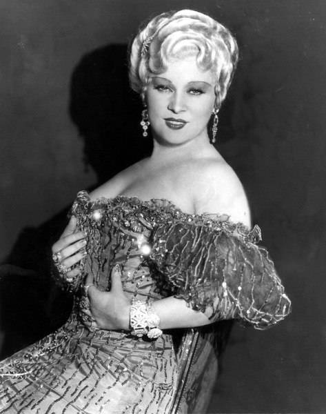 Mae Westc. 1939 - Image 0761_0109
