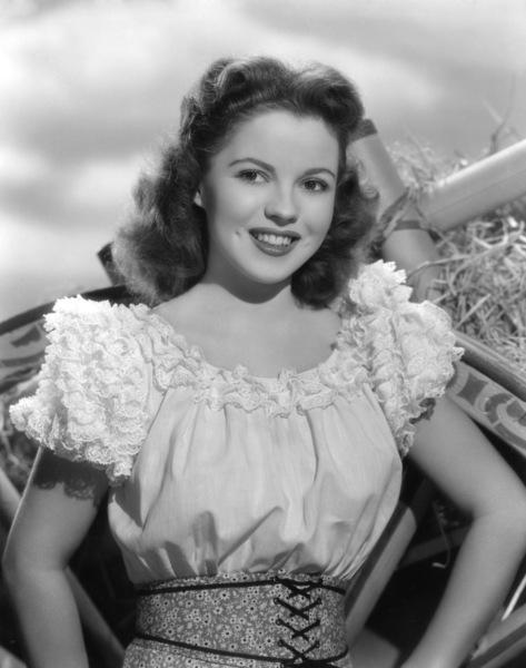 Shirley Templecirca 1945 - Image 0763_0080