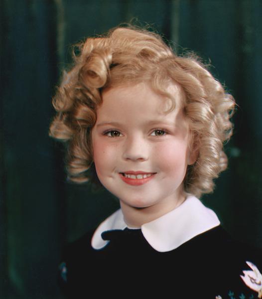 Shirley Temple circa 1938 © 1978 James Doolittle / ** K.K. - Image 0763_0612