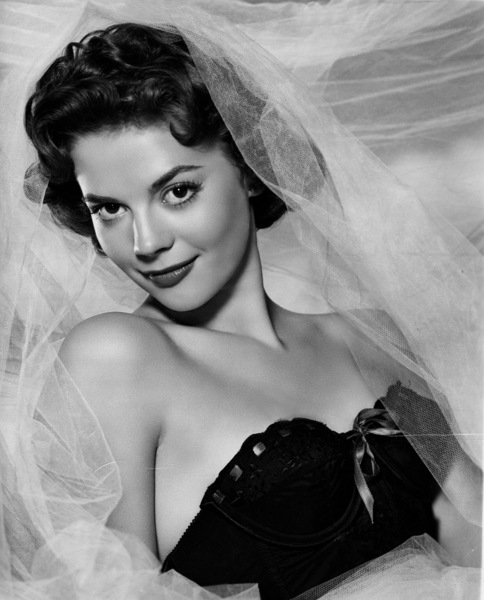 "Natalie Wood for ""A Cry In The Night,"" 1956.Photo by Bert Six - Image 0764_0153"