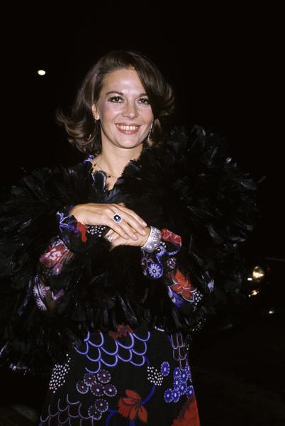 Natalie Woodcirca 1970s© 1978 Gary Lewis - Image 0764_0444