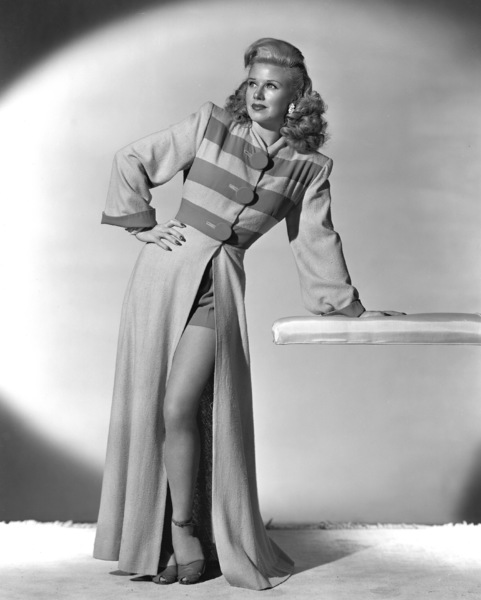 Ginger Rogers1945Photo by Miehle**I.V. - Image 0772_2293