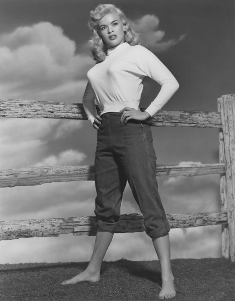 "Jayne Mansfield""Illegal""1955 WarnerPhoto by Bert Six - Image 0774_0018"