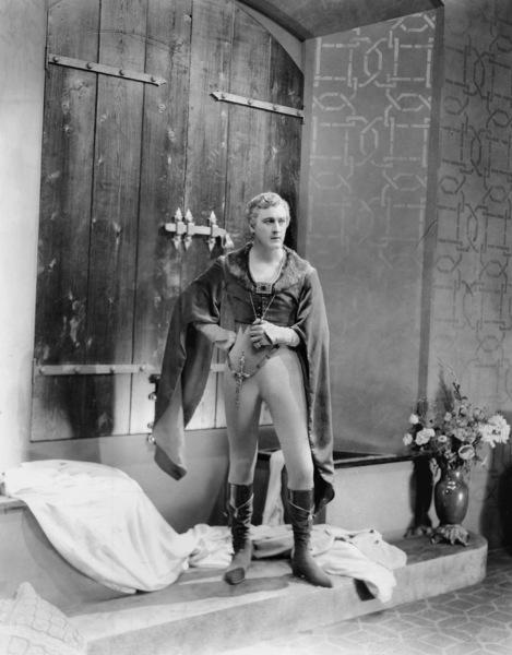 """John Barrymore""""Don Juan""""Warner Brothers 1926**I.V. - Image 0801_0822"""