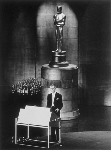 """Academy Awards: 30th Annual,""James Stewart as host, 1958. - Image 0802_0971"