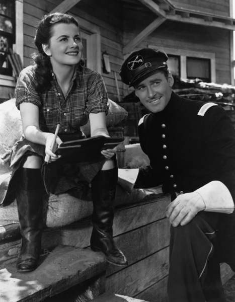"""Santa Fe Trail""Olivia de Havilland, Errol Flynn1940 Warner Brothers - Image 0803_0100"
