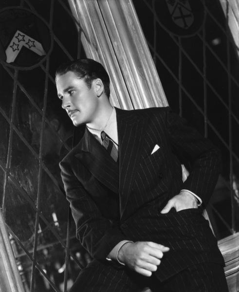 Errol FlynnC. 1940**I.V. - Image 0803_1044