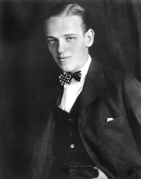 """Fred Astaire """"The Love Letter"""" at the Globe Theatre, 1920 **I.V. - Image 0814_0872"""