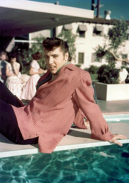 Elvis Presley, 1955.**I.V. - Image 0818_0476